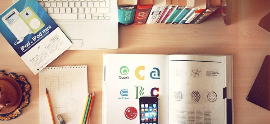 Издание книг, написание текстов, создание сайтов